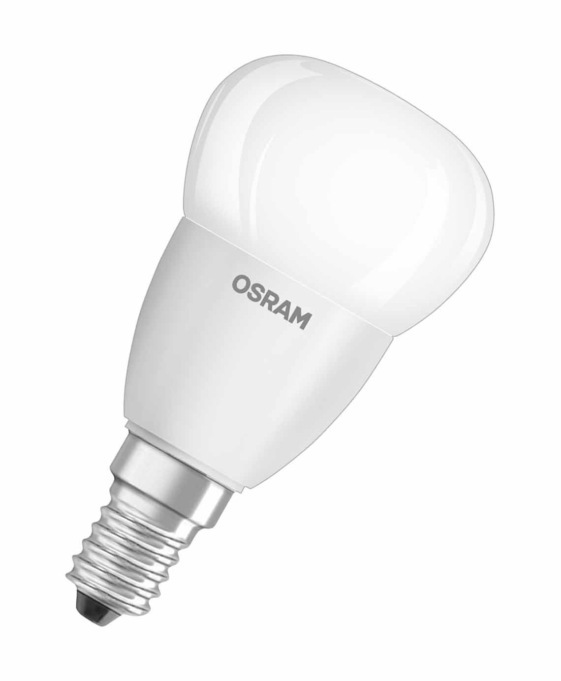 OSRAM LED SUPERSTAR Ampoule LED, Forme sphé rique, Culot E14, Dimmable, 3,2W Equivalent 25W, 220-240V, dé polie, Blanc Chaud 2700K, Lot de 1 piè ce Forme sphérique dépolie Lot de 1 pièce LEDVANCE 4052899911406 ampoule 230v 25w lampe 25