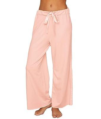 PJ Harlow Kimber French Terry Lounge Pants at Amazon Women's