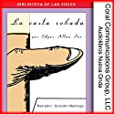 La carta robada [The Purloined Letter] Audiobook by Edgar Allan Poe Narrated by Gonzalo Madurga