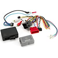 SCOSCHE PE02SR 2007-10 Porsche Cayenne, 911 & Boxer Fiber Optic Stereo Replacement Interface