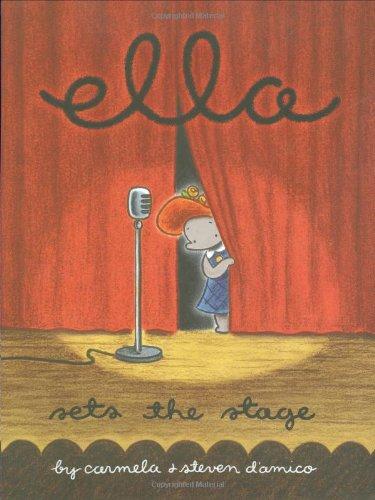 Ella Sets The Stage ()