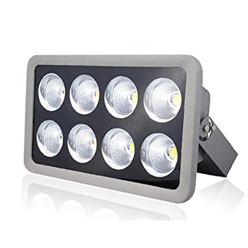 Amazon.co.jp  LED洪水ライト400W屋外防水スポットライト建物の