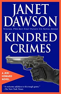 Kindred Crimes by Janet Dawson ebook deal
