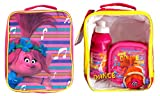 Trolls 3 Piece Lunch Bag Set,School,Nursery,Picnics Lunch Bag,Official Licensed.