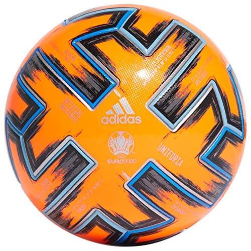 chollos oferta descuentos barato adidas UNIFO Pro WTR Balón de Fútbol Men s Solar Orange Black Glory Blue 5