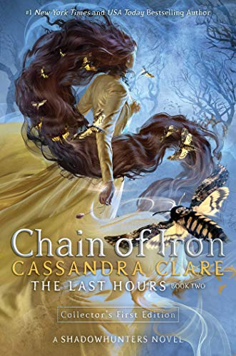 Book Cover: Chain of Iron