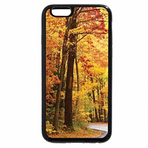 iPhone 6S / iPhone 6 Case (Black) October Road