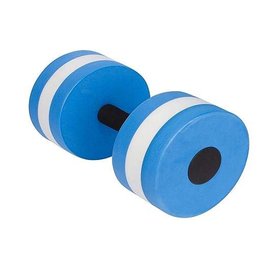 Fliyeong - Mancuernas para Ejercicios acuáticos (EVA), Color Azul ...