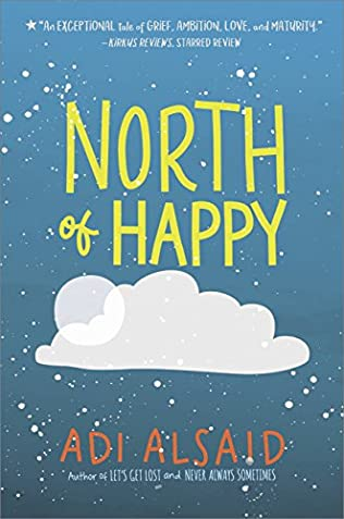 book cover of North of Happy