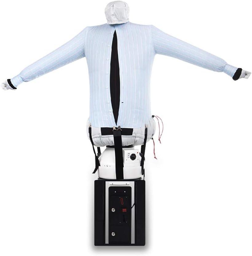 EOLO Plancha Secadora Plancha y Seca en automático Camisas Polo Sudaderas Planchado Vertical Profesional con Receptor de Monedas para autoservicio Refresca Ropa con Aire frío Garantía 7 años de SA14 Self: Amazon.es: