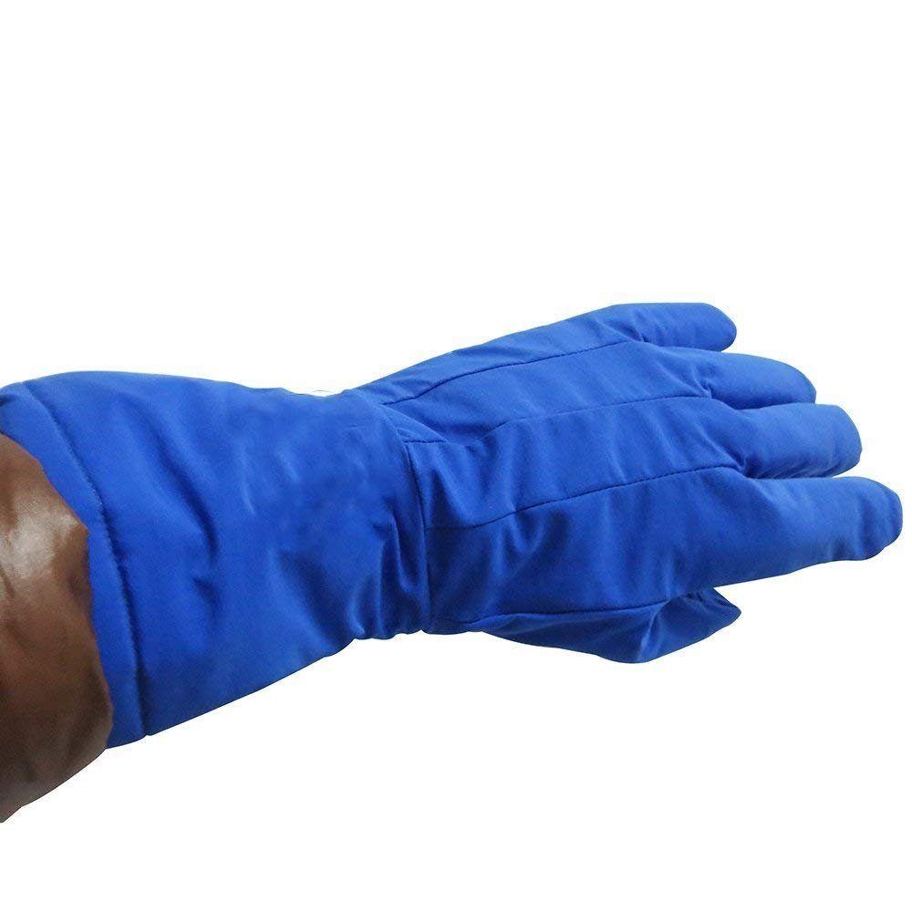 Mufly Cryogenic Gloves Waterproof MA Work Gloves for Extremely Cold Environment, Mid-Arm,38cm by Mufly (Image #4)