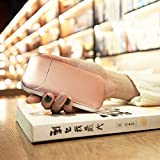 Yuan Ju Electronic Hand warmer and USB lead, 7800mAh,2-in-1 Portable Power Bank Reusable Electric Hand Heater for Ski, Hiking, Camping, Gift-Giving and More (Color : Rose gold)