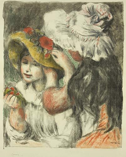 Pierre-Auguste Renoir Le Chapeau epingle Crystal Bridges Museum of American Art 30