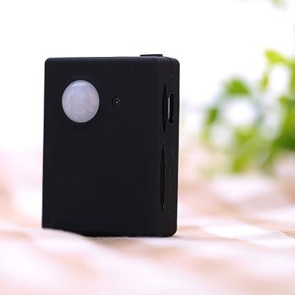 Haihuic Detector de movimiento infrarrojo inalámbrico del sensor de PIR Dispositivo de seguimiento GPS Supervivencia en