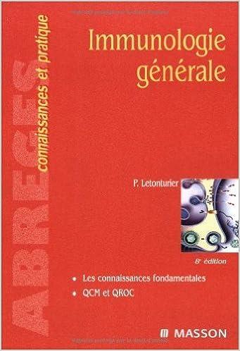 9e610655d1a7db Ebooks téléchargement gratuit pour kindle Immunologie générale de ...