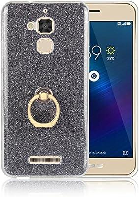 Amazon.com: Scheam Asus ZenFone 3 Max ZC520TL Funda ...