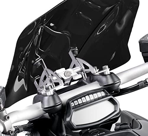 colore dimensione M Puig 5655N Parabrezza per Ducati Diavel 2011-2014 nero