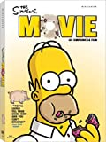 The Simpsons Movie (Widescreen) (Bilingual)