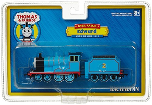 Edward Engine (EDWARD - THOMAS THE TANK ENGINE AND FRIENDS by Bachmann Williams)