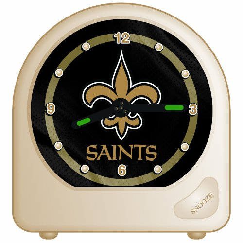 New Orleans Saints Desk Clock - 1