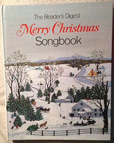 Merry Christmas Songbook [Hardcover]
