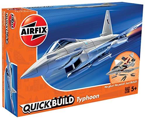 Airfix Quickbuild Eurofighter Typhoon Airplane Model Kit