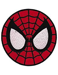 C&D Visionary Application Spiderman Mask Patch