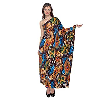 Cocum Night Out Dress For Women - 12 Uk, Multi Color
