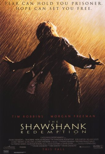 Shawshank Redemption, The  - 11 x 17  - Style A