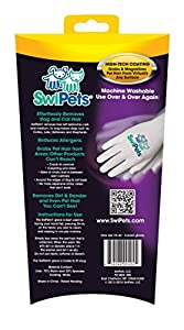 SwiPets Pet Hair Cleaning Glove