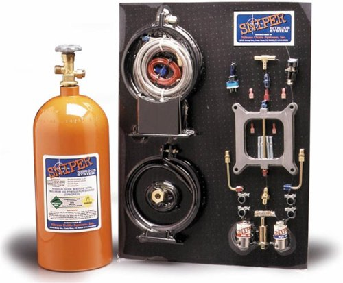 NOS 07001 NOS Nitrous Kit by NOS/Nitrous Oxide System
