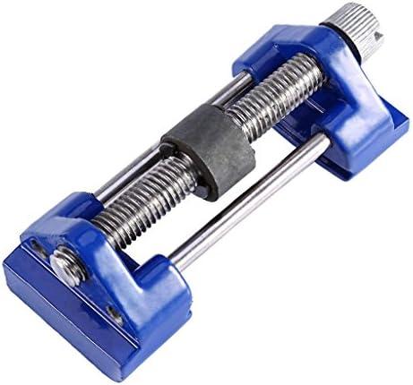 研ぎ器 チゼル ホーニングガイド サイドクランプ 鉄製 5mm〜82mm 精密 ブルー
