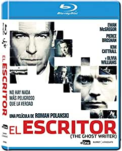 El Escritor Blu-Ray [Blu-ray]