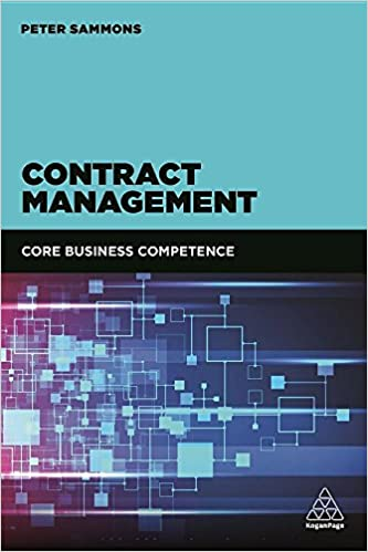 Book Contract Management: Core Business Competence