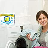 all Powder Laundry Detergent, Free Clear for