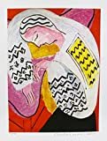 "Henri Matisse Giclee Titled ""The Dream"". This Piece Is Pencil Signed On The Lower Right As 'collection Domaine Matisse' And Has An Embossed Seal Stamped By The Estate Domaine. Pencil Numbered From An Edition Of 375. Paper Measures 15"" X 11"". Image Me..."