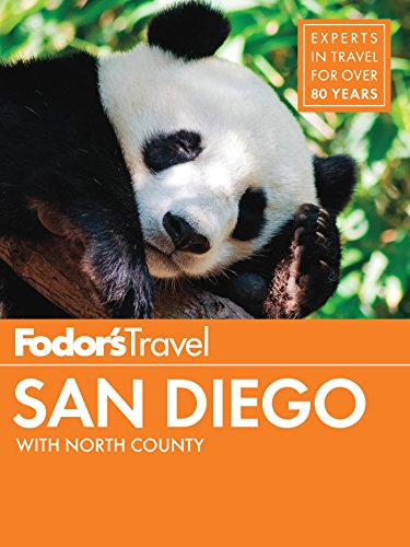 Fodor's San Diego: with North County (Full-color Travel Guide Book 31)