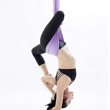 Hamaca de la Aptitud de la Yoga Centro de Yoga Anti-Gravedad ...