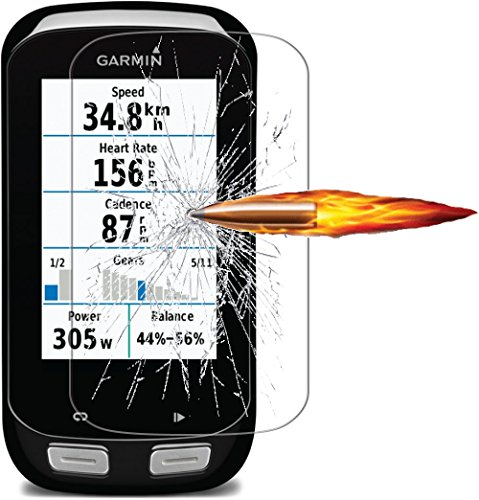 Guarmor Premium HD Tempered Glass LCD Screen Protector Guard for Garmin Approach G8 Golf GPS Navigator