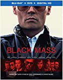 Black Mass (Blu-ray+ DVD + UV)