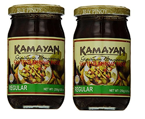 Kamayan Sauteed Shrimp Paste, Regular, 8.8 Ounce, 2 counts by World Food Mission