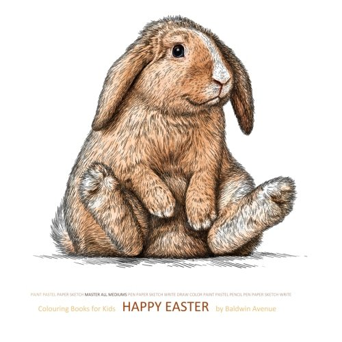 Colouring Books for Kids Happy Easter: Colouring Books for Kids in all Departments; Easter Colouring Books for Kids in al; Easter Books for Children ... al; Colouring Books for Children Easter in al