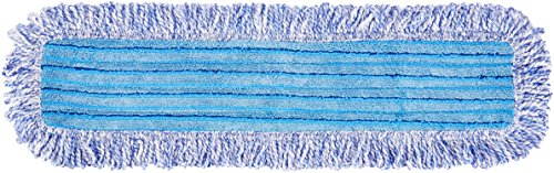 AmazonBasics Microfiber Dust Mop with loops, 24-Inch - 12-Pack by AmazonBasics (Image #1)