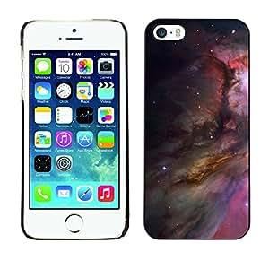 King Case - FOR iPhone 5 / 5S - Space Stars - Caja protectora de pl??stico duro Dise?¡Àado