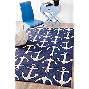 515omM3vI2L._SS300_ Best Nautical Rugs and Nautical Area Rugs