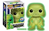 Funko Pop! Universal Monsters Glow In The Dark Creature From the Black Lagoon Vinyl Figure w/ Glow Splatter Box Exclusive