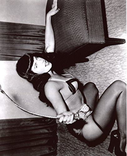 - Bettie Betty Page Leggy 8x10 Photo #T0748