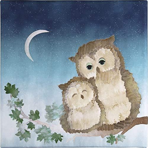 Pattern~McKenna Ryan~Woodland Hollow~Block 3-Owl~ Applique Pattern