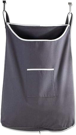 Amazon.com: Bolsa colgante para la ropa sucia que ahorra ...