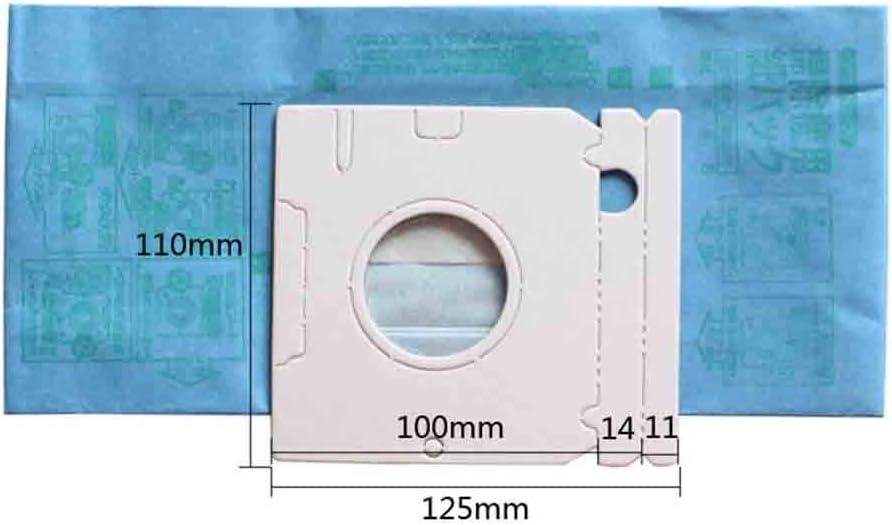 CAOQAO - Bolsa de Alta filtración higiénica con Filtro de Papel ...